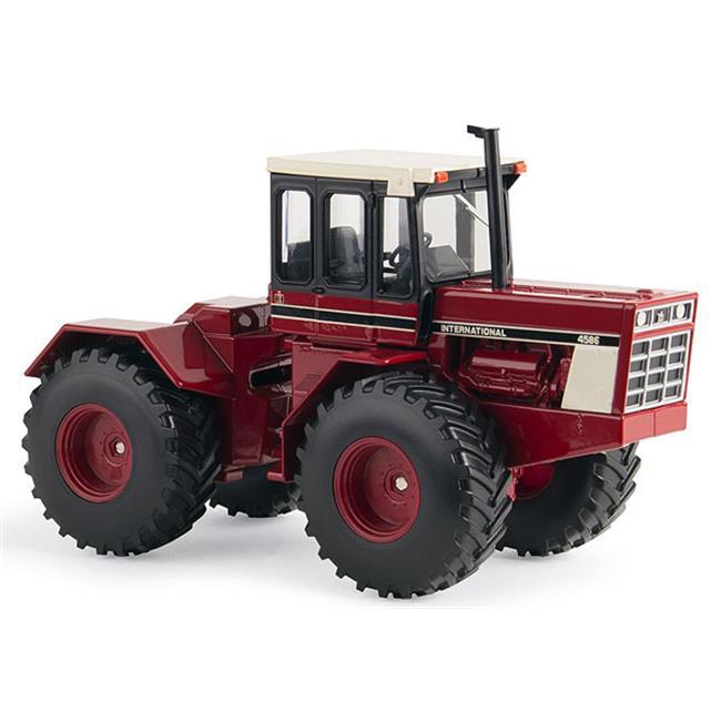 Ertl ERT14946 International Harvester 4586 4WD Tractor Model Kit - image 1 de 1