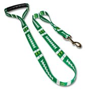 Strapworks CGLWL1-4FT 1 W inch Collegiate Line Comfort Grip Leash With Lead - Oregon, 4 ft.