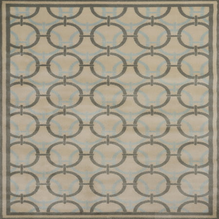 United Weavers Urbane Sindy Sage Woven Polypropylene Area Rug or Runner