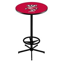 "Wisconsin ""Badger"" Pub Table"