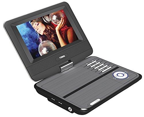 NAXA NAXNPD703B NAXA 7-Inch TFT LCD Swivel Screen Portabl...