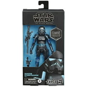 Star Wars Black Series Shadow Stormtrooper Action Figure