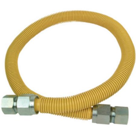 Brass Craft S126624 .75 x 24 in. Mobile Home Gas Connector - image 1 of 1