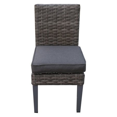 Bali Wicker - Teva Patio Bali Wicker Armless Patio Side Chair