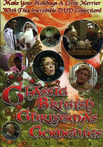 Classic British Christmas Comedies: Volume 2 (DVD) by TELAVISTA
