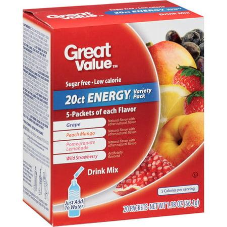 Good Value Energy Drink Mix