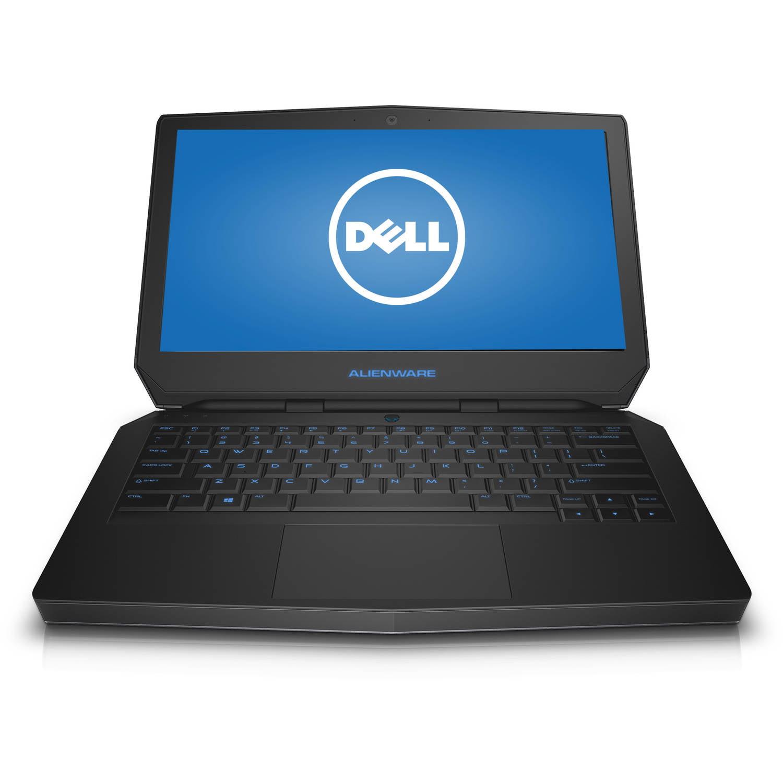 """Dell 13.3"""" Epic Silver Alienware 13 R2 Laptop PC with Intel Core i7-6500U Dual-Core Processor, 16GB Memory, 500GB Hard Drive and Windows 10"""