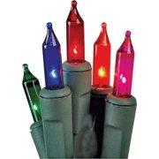 LIGHT SET MINI MULTI-COLOR 50 per 24 EA