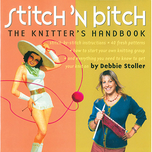 Storey Publishing Stitch'n Bitch The Knitters Handbook