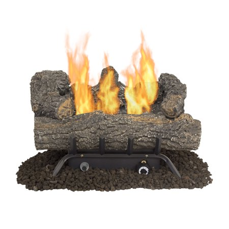 Log Home Set - Pleasant Hearth VFL2-SO18DT 18