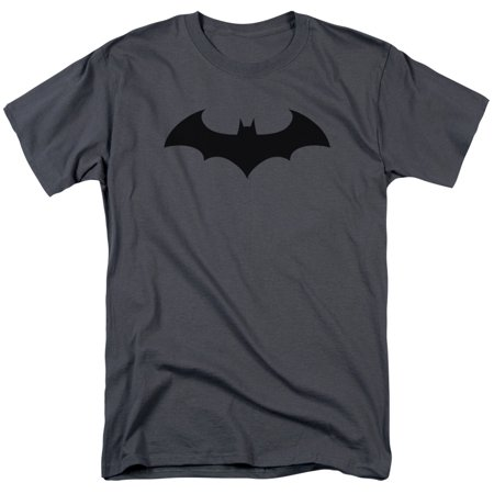 Batman Logo Tattoo (Batman Men's  Hush Logo T-shirt)