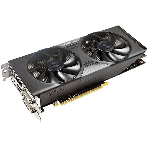 EVGA GeForce GTX 760 2GB GDDR5 256bit, Dual-Link DVI-I 02G-P4-2763-KR
