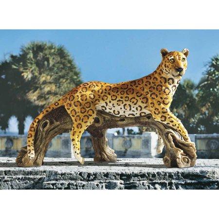 Design Toscano Leopard's Kingdom Garden Statue ()