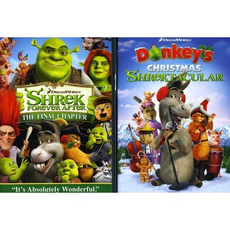 Shrek Forever After / Donkey's Christmas Shrektacular (2-Pack) (Widescreen)