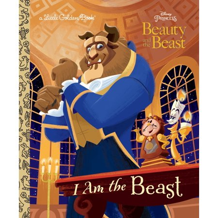 Disney Beauty And The Beast Gifts (I Am the Beast (Disney Beauty and the)