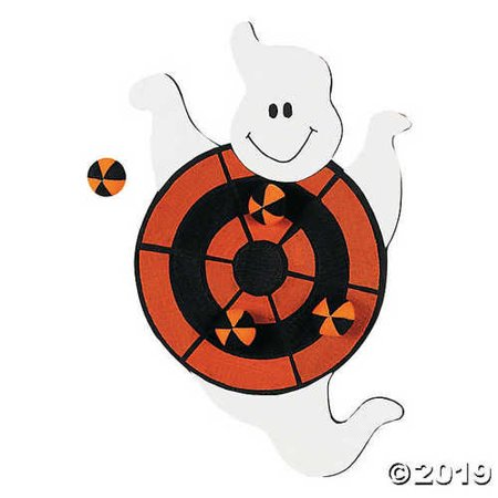 Fun Halloween Online Games (Halloween Dart Board Game)