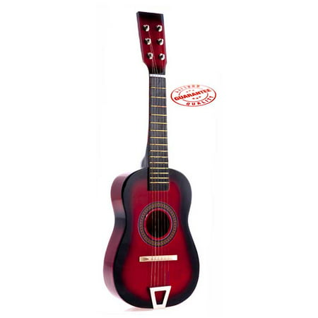 - Star Kids Acoustic Toy Guitar 23 Inches Red Color