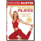 Denise Austin: Hit The Spot Pilates (Full Frame)