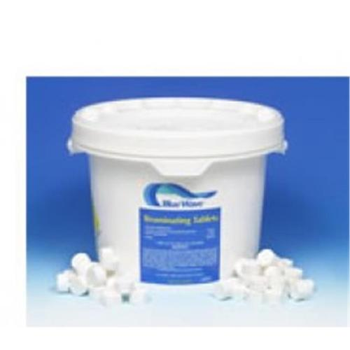 Blue Wave NC206 Brominating Tablets 100 Lbs.  Pail