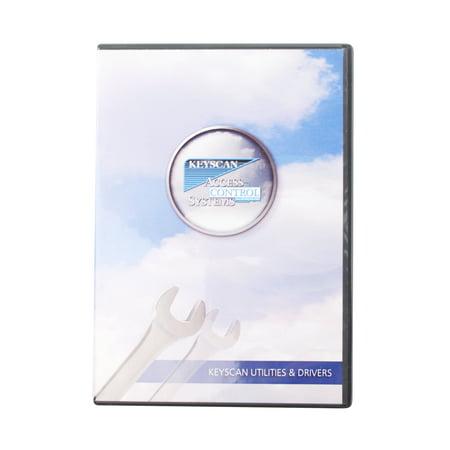 Keyscan V606 Utilities & Driver V6.0.6 For Access Control Systems Netcom2 Module