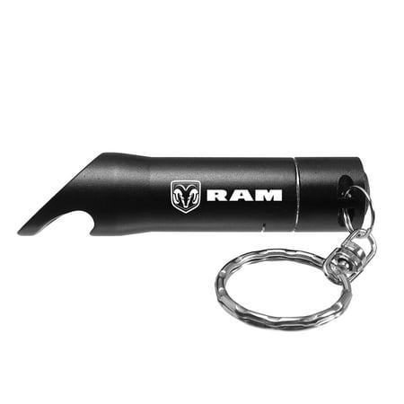 Dodge Charger Keychain (Dodge RAM LED Flashlight Bottle Opener)