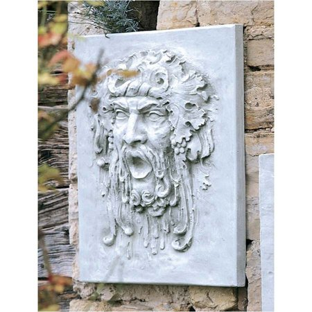 - Design Toscano Opimus Italian-style Wall Sculpture - Large Scale