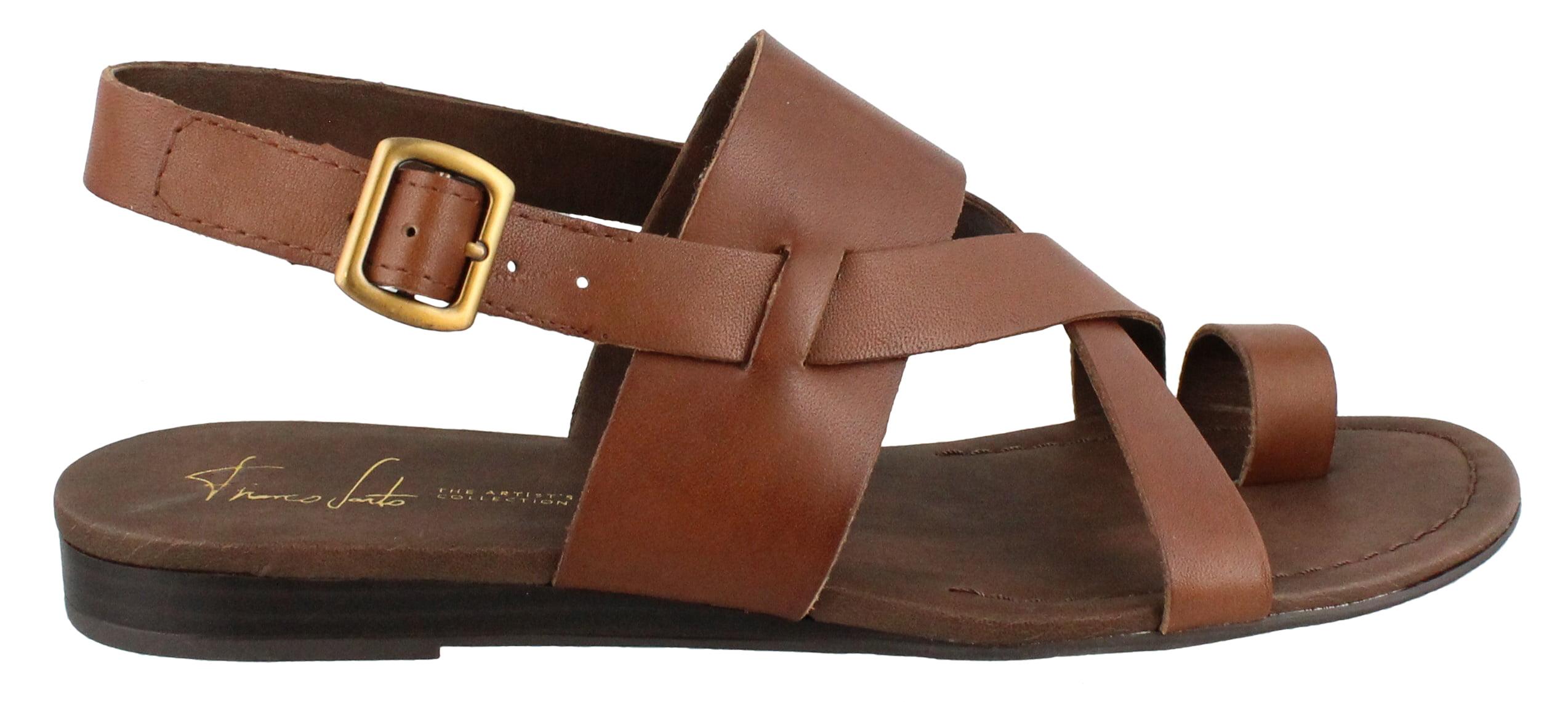 f6fcc17fe4de Franco sarto womens franco sarto gia low heel casual sandals jpg 2547x1141 Franco  sarto rubber soles