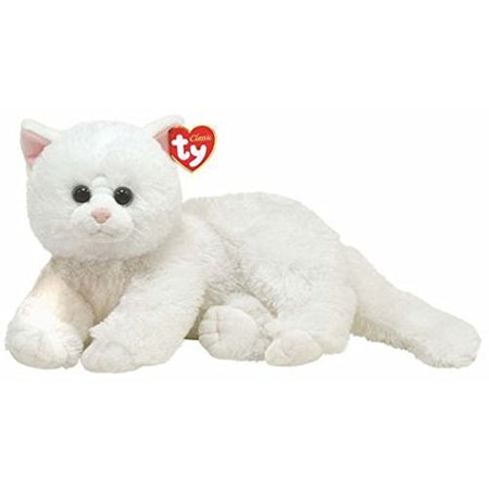 Ty Classic Crystal the Cat Plush Stuffed Animal Toy - 9
