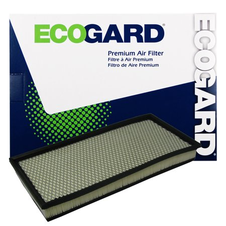 ECOGARD XA4883 Premium Engine Air Filter Fits Chevrolet K2500, C3500, K3500, P30, C2500, Express 3500, K1500, GMC K3500, P3500, C3500, C1500, K2500 Suburban; GMC K2500 Chevrolet C1500 Air Cleaner