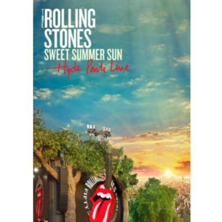 The Rolling Stones: Sweet Summer Sun - Hyde Park Live (With T-shirt)
