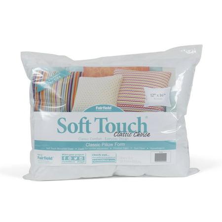Fairfield Soft Touch Pillow Form, 1 Each