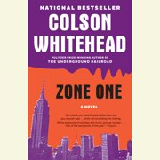 Zone One - Audiobook