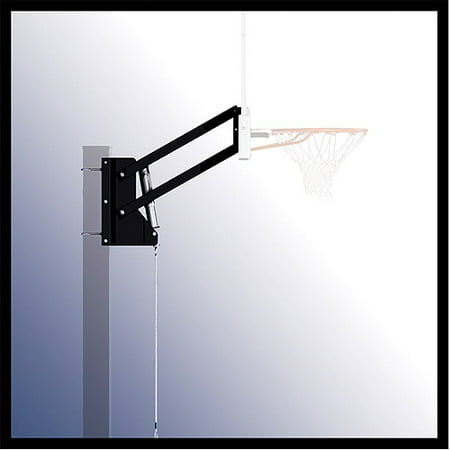 Spalding U-Turn Basketball Hoop Lift System Bracket