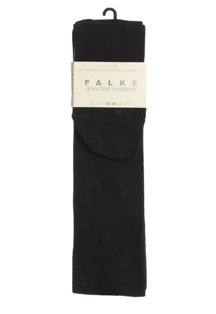 40ebd1a11 Falke - Women s Falke 47626 Sensitive London Cotton Knee High Socks -  Walmart.com