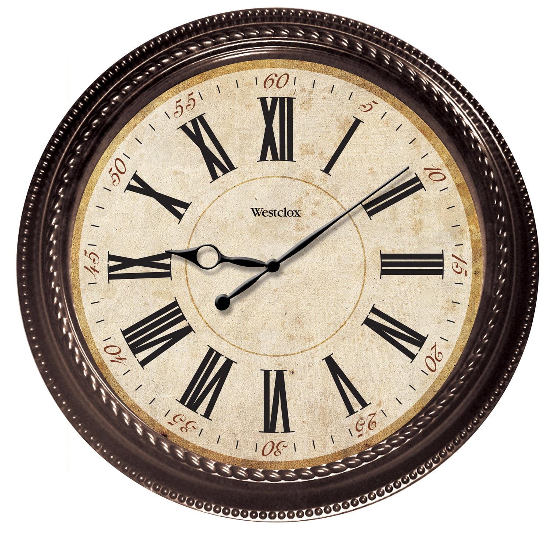 "Westclox 32059 Oversized Classic 20"" Clock"