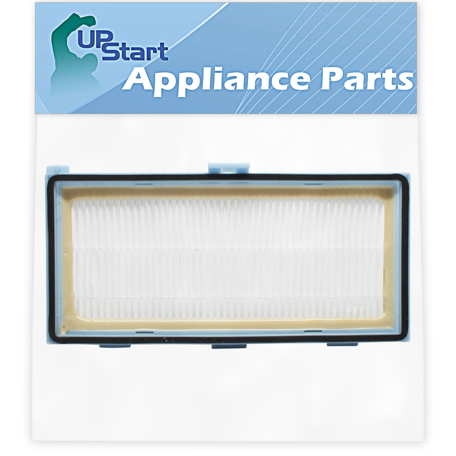Replacement Miele S514i Solaris Electro Vacuum HEPA Filter - Compatible Miele SF-AH 30, SF-HA 30, AH30 HEPA Filter - image 4 de 4