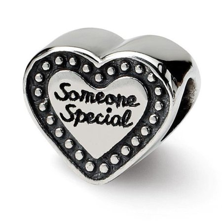 Reflection Beads QRS1653 Sterling Silver Someone Special Bead - image 1 de 1