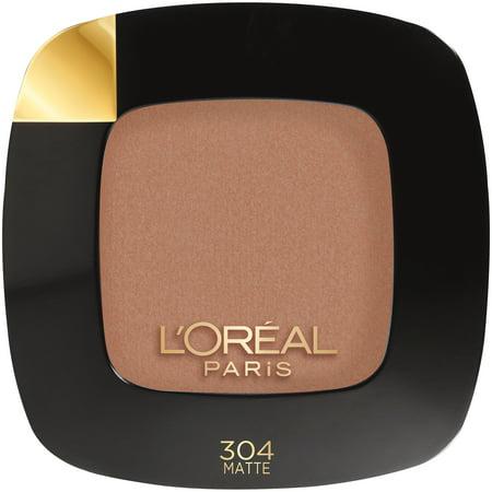 LOreal Paris Colour Riche Monos Eyeshadow, Matte It Up, 0.12 oz.