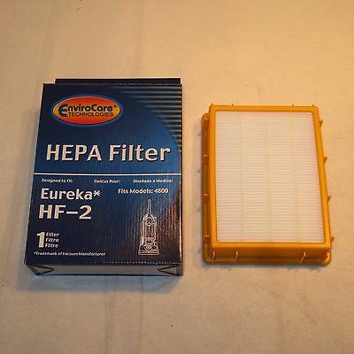Eureka HF-2 HEPA Vacuum Filter Ultra Smart Boss Omega Cyc...