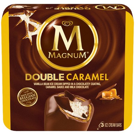 Magnum Ice Cream Bars Double Caramel 3 Ct