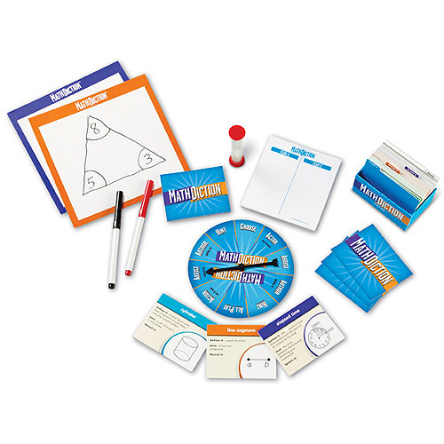 MathDiction Vocabulary Game