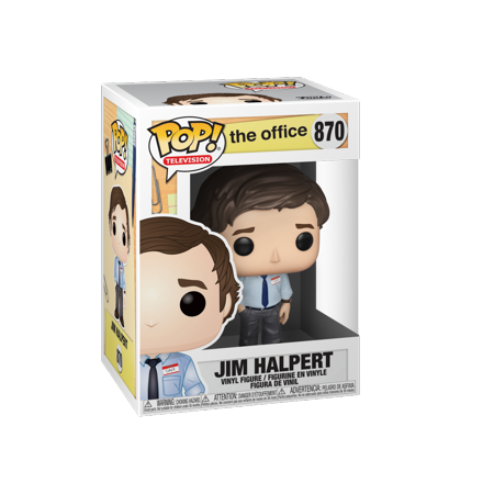 Funko POP! TV: The Office - Jim Halpert