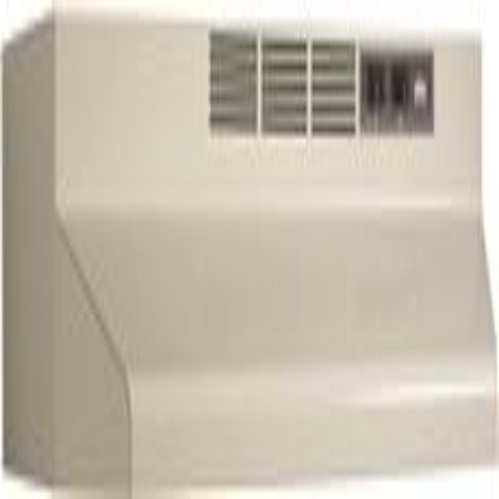 - Broan 30-Inch 2-Speed Under-Cabinet Non-Ducted Range Hood, Bisque