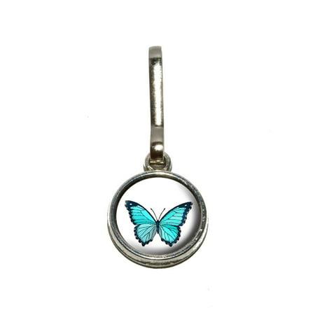 Butterfly Charm Zipper Pull (Butterfly Zipper)