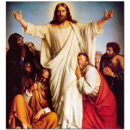 Basics to Christianity, God and His Beloved Son -