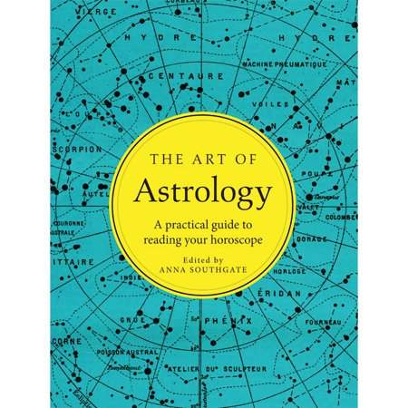 the art of astrology hardcover book w/ over 140 mystic pages full of advice (140 Page Book)