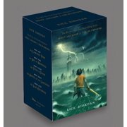 Percy Jackson & the Olympians Boxed Set (Hardcover)