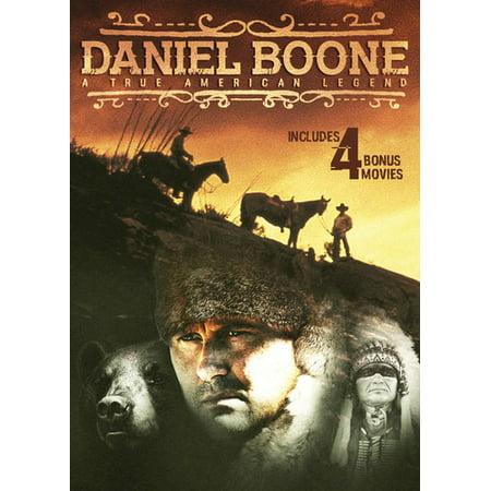 Daniel Boone: True American Legend (DVD)