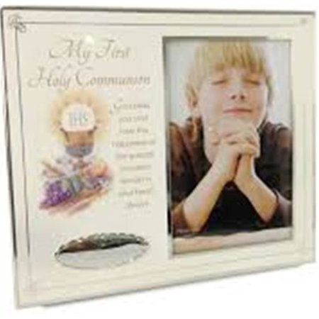 First Communion Photo Frame (Heim Concept First Communion Picture Frame)