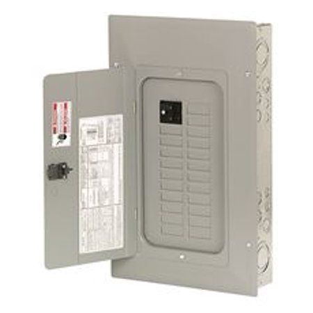 100a Main Breaker - Br Indoor Main Breaker Loadcenter 100A 30-30